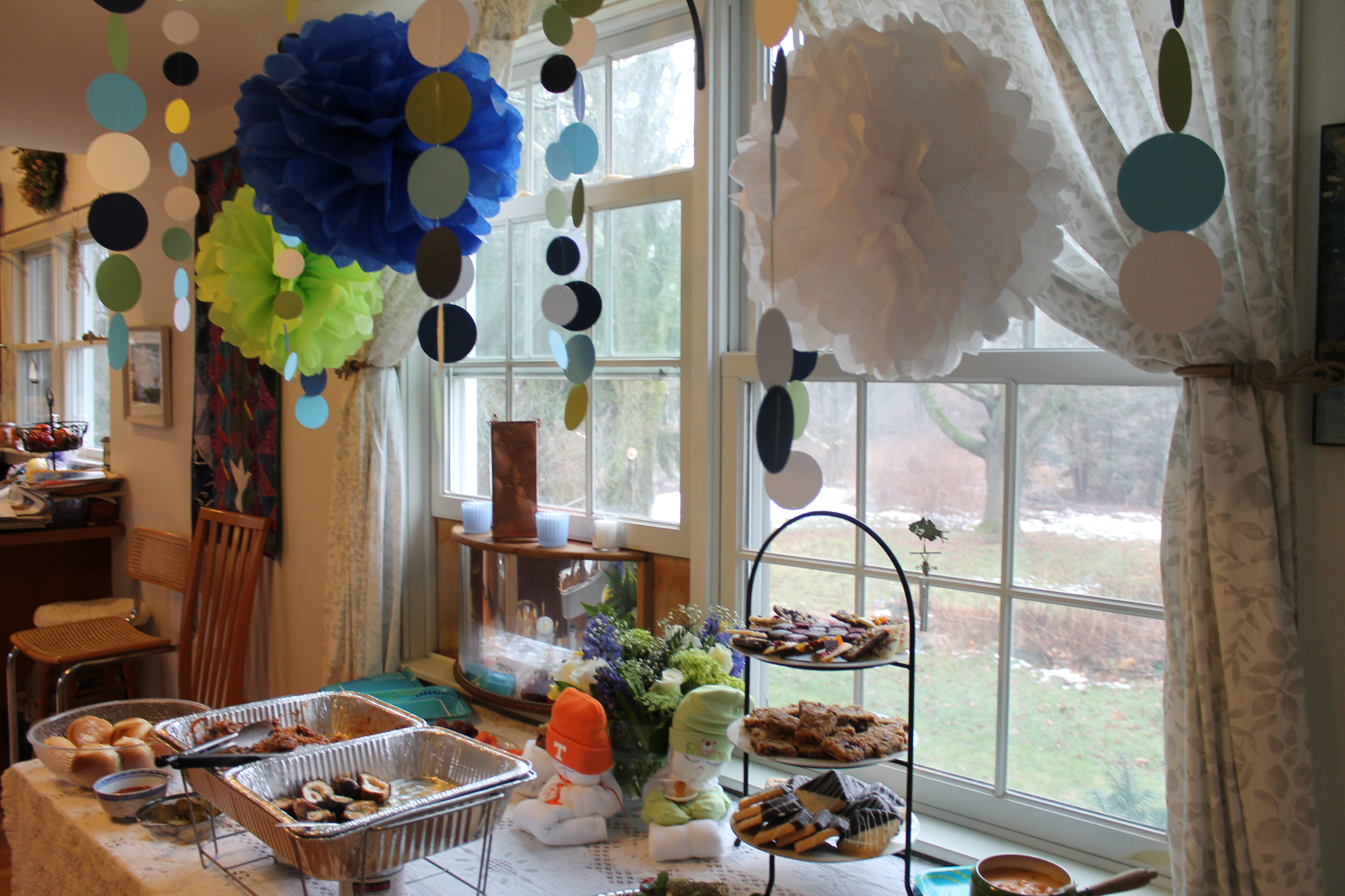 Showers and Tea Parties | The Delicious Dish